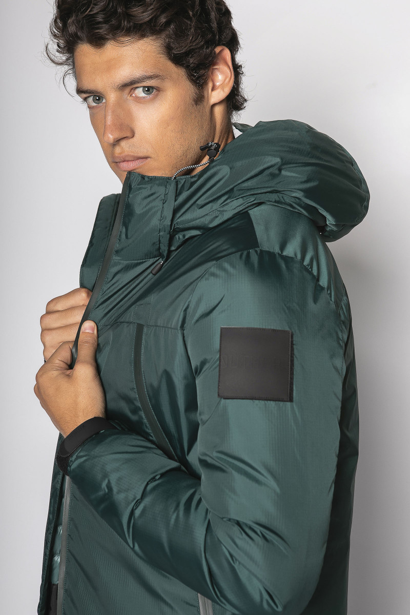 Light Green Parka Outhere...