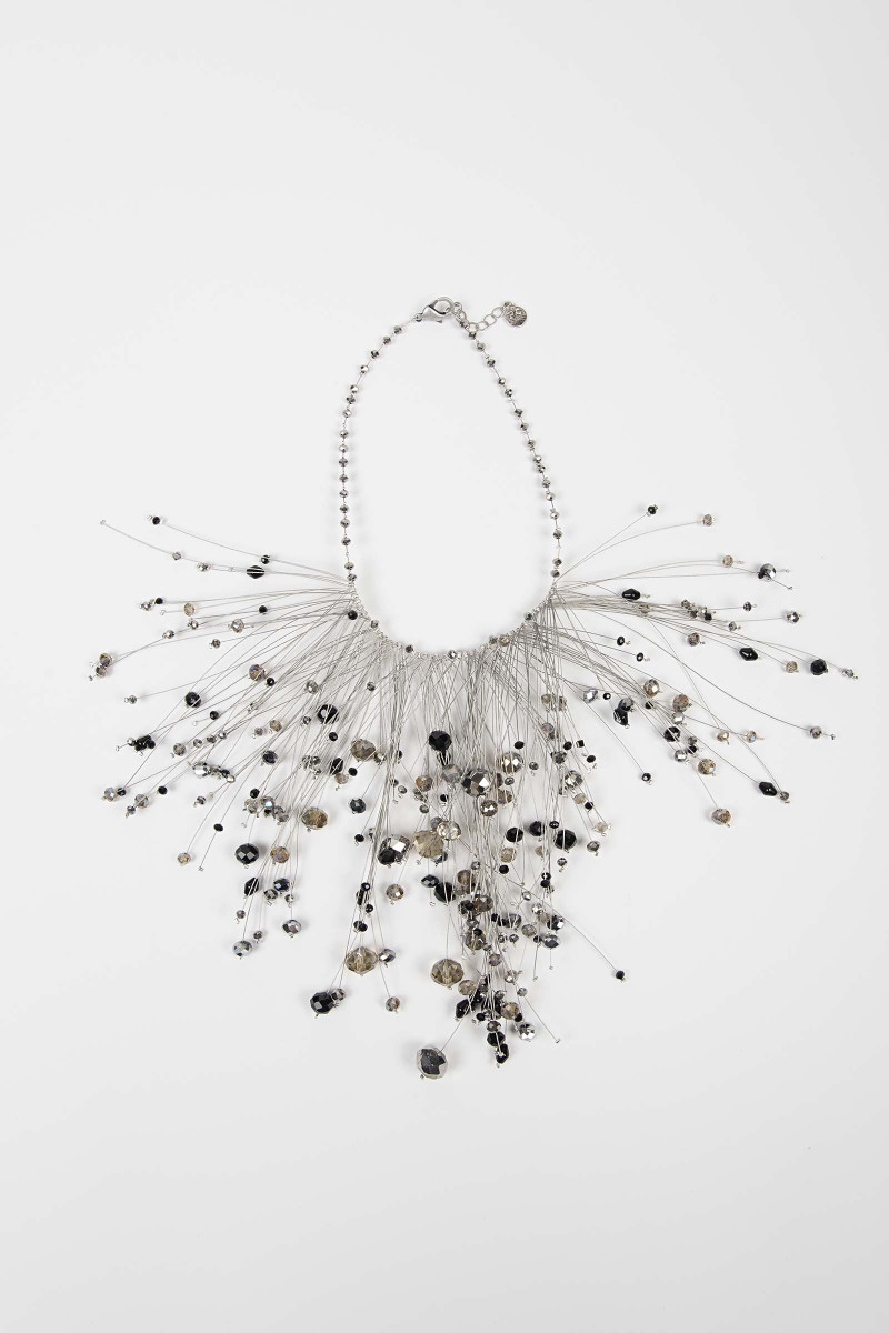 Silver Fantasy Necklace Elisa & Eduardo Rivera