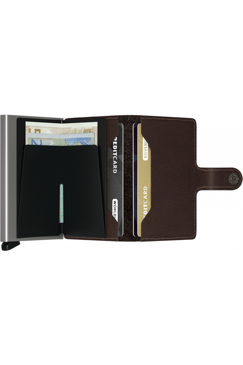 Original Dark Brown Cardholder