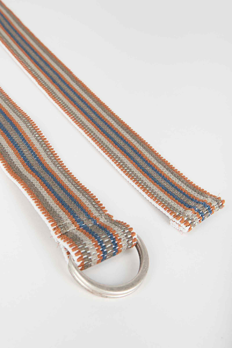 Stripes Elastic Belt