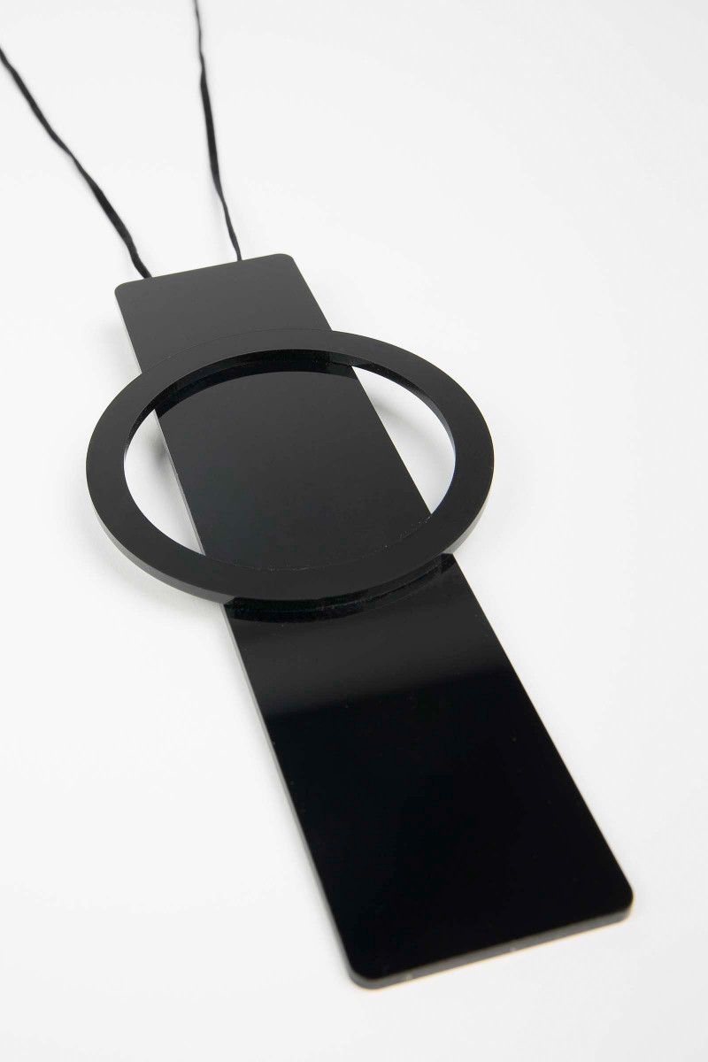 Black Zen Necklace