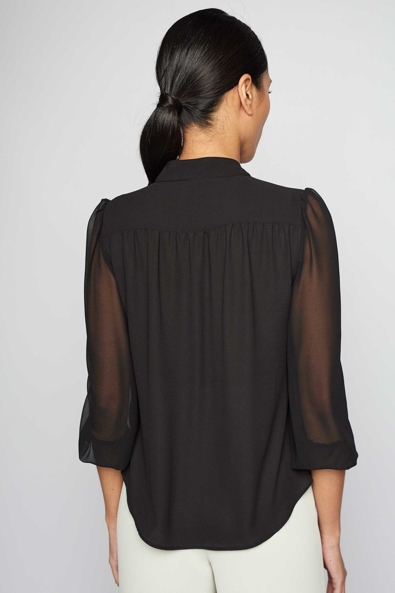 Black Alhama Blouse