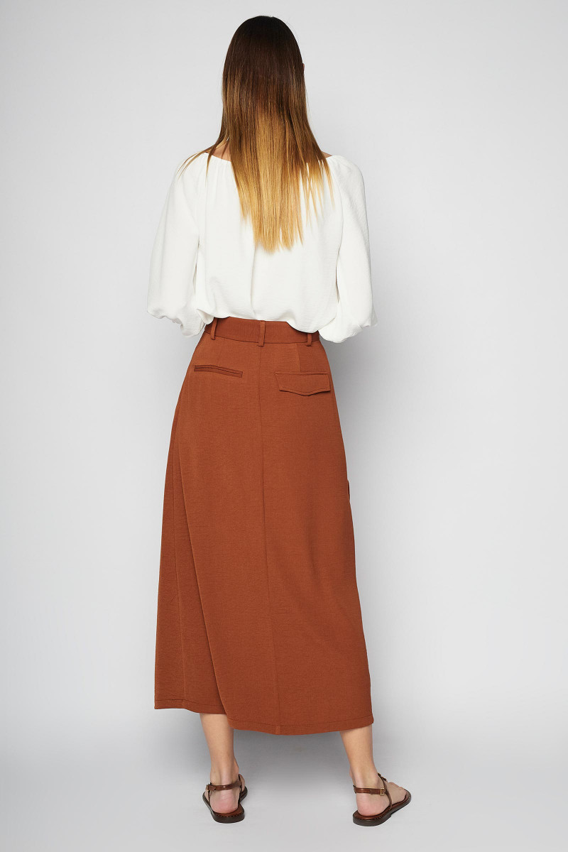 Terracotta Astun Skirt