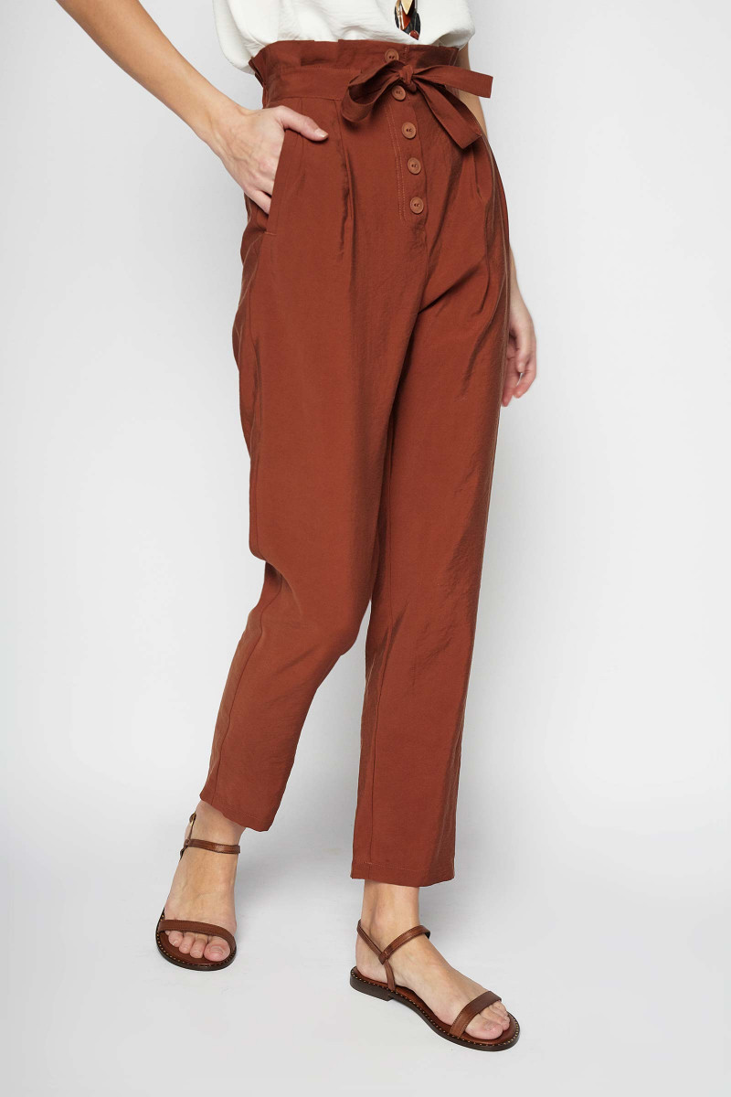 Terracotta Cinca Pants