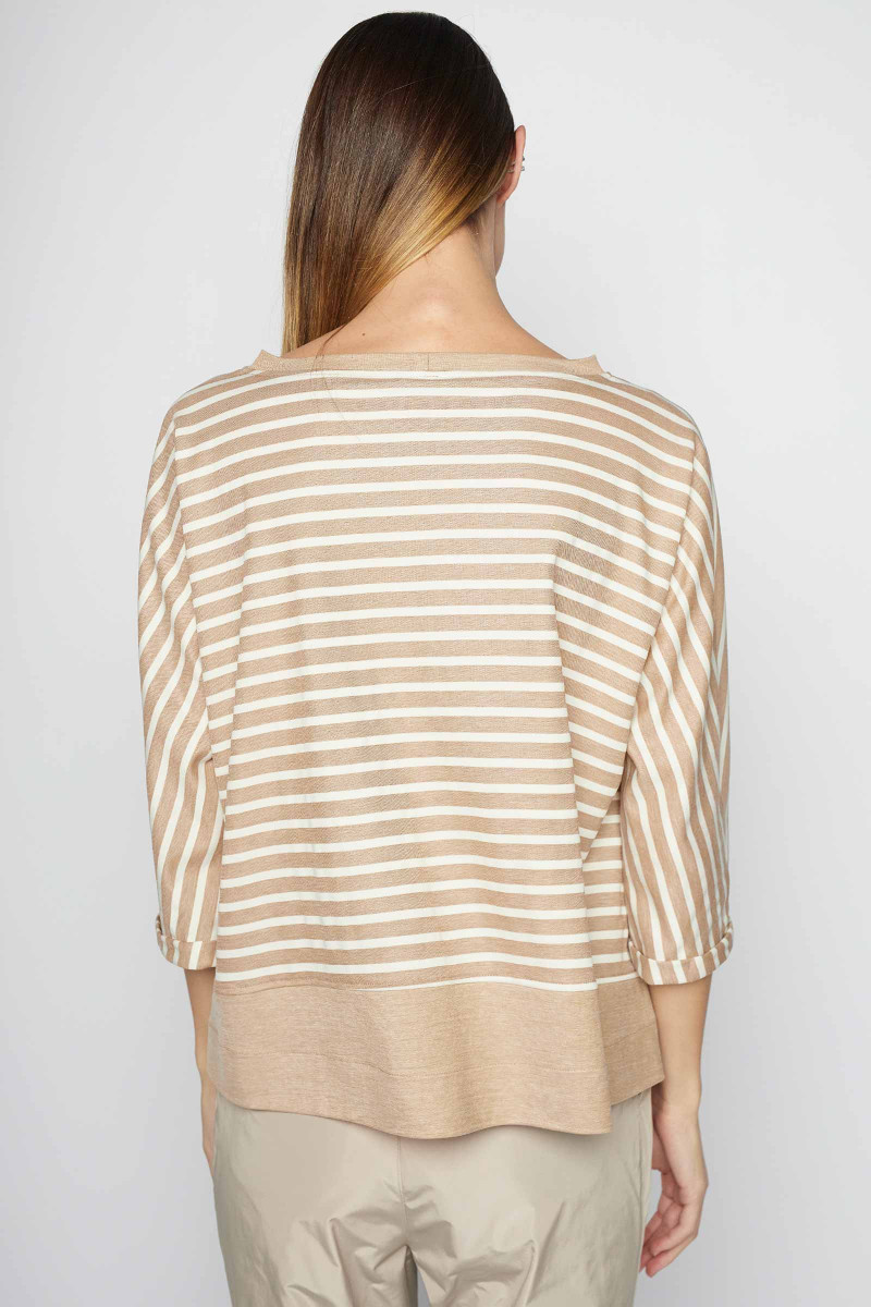 Azucena Brown Sweater