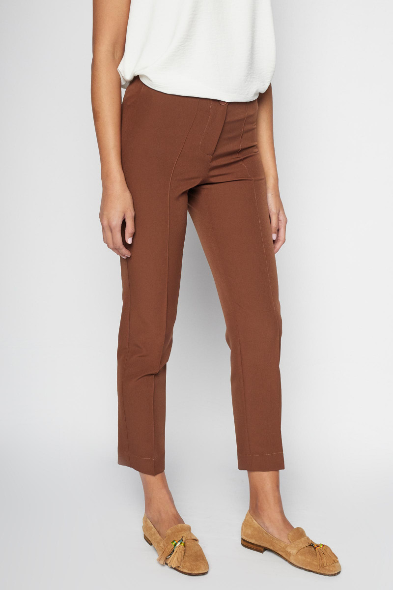 Brown Vela Pants