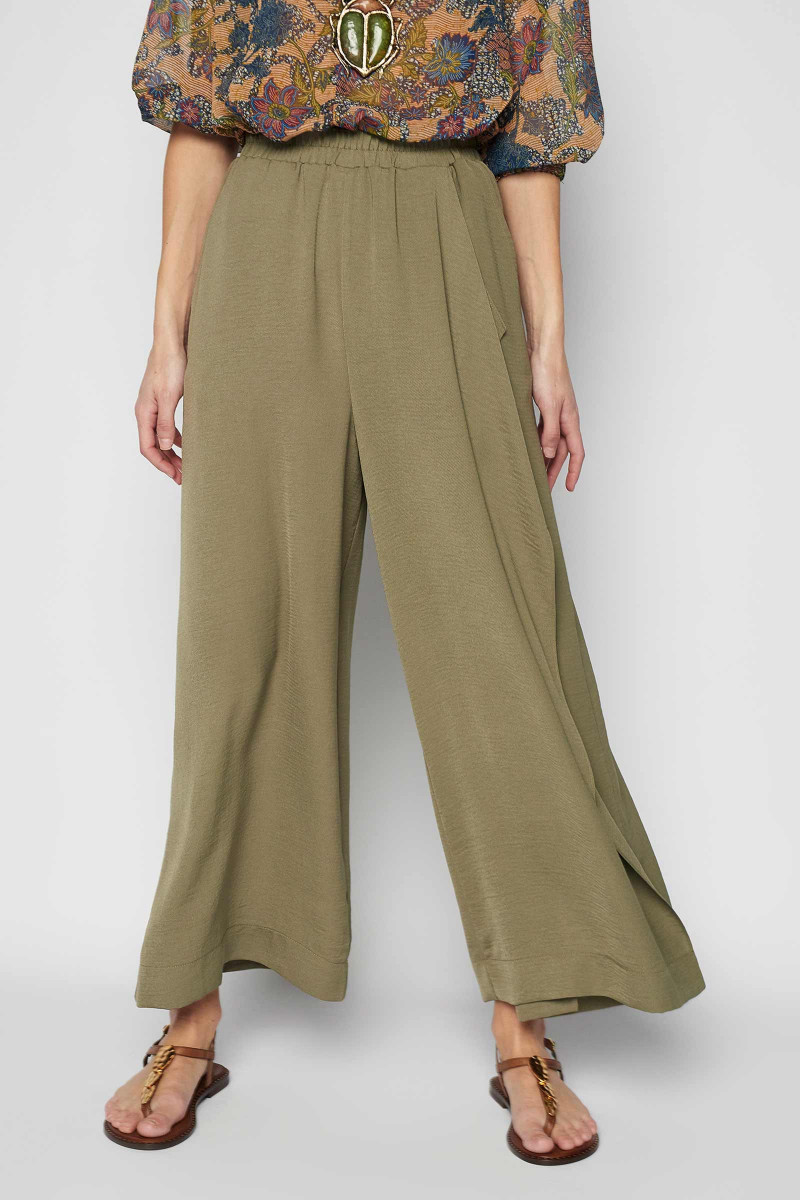 Green Teide Pants
