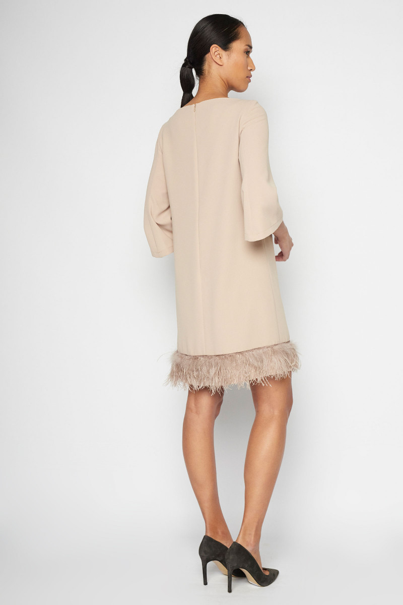 Nude Narciso Dress