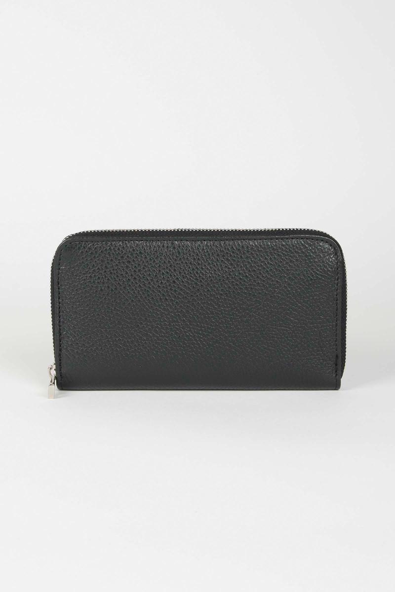 Black Wallet Elisa & Eduardo Rivera