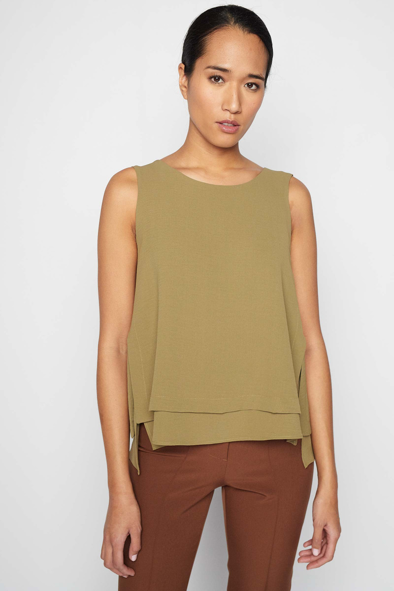 Green Arga Top
