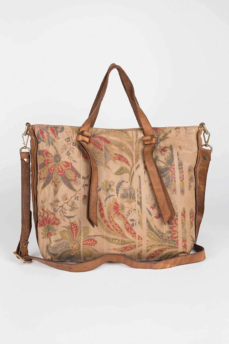Flowers Shopper Bag