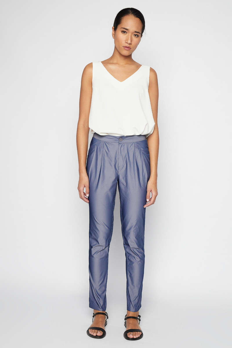 Blue Jara Pants