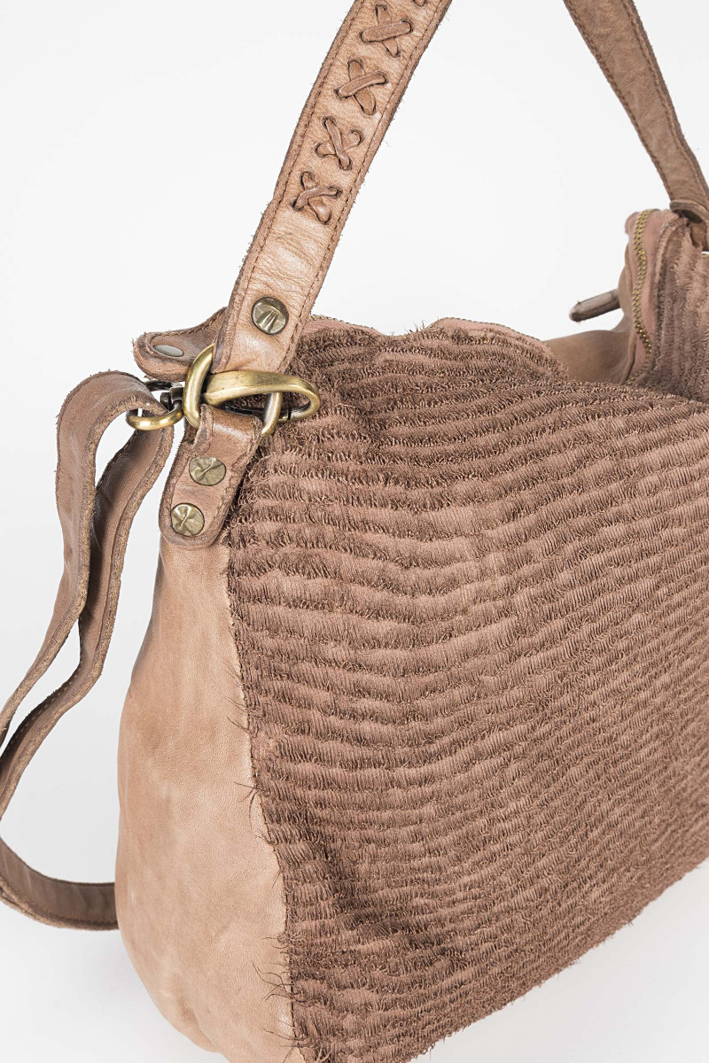 Brown Die Cut Bag