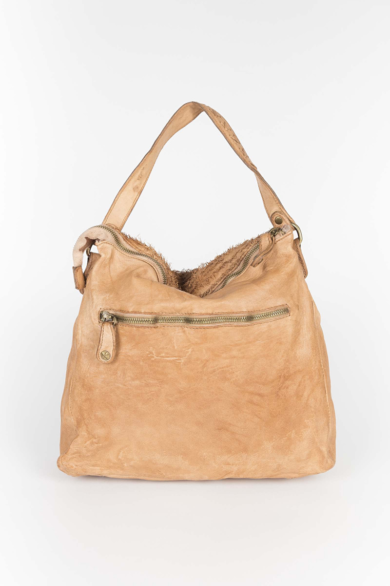 Camel Die Cut Bag