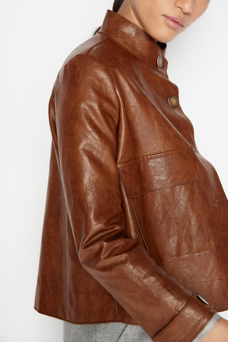 Brown Gibson Jacket