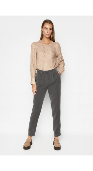 Gray Encina Pants Elisa Rivera