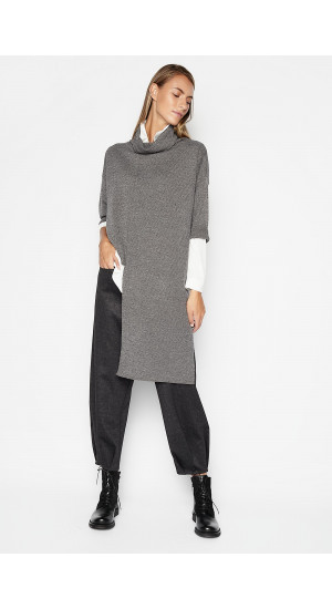 Gray Miranda Sweater Elisa Rivera