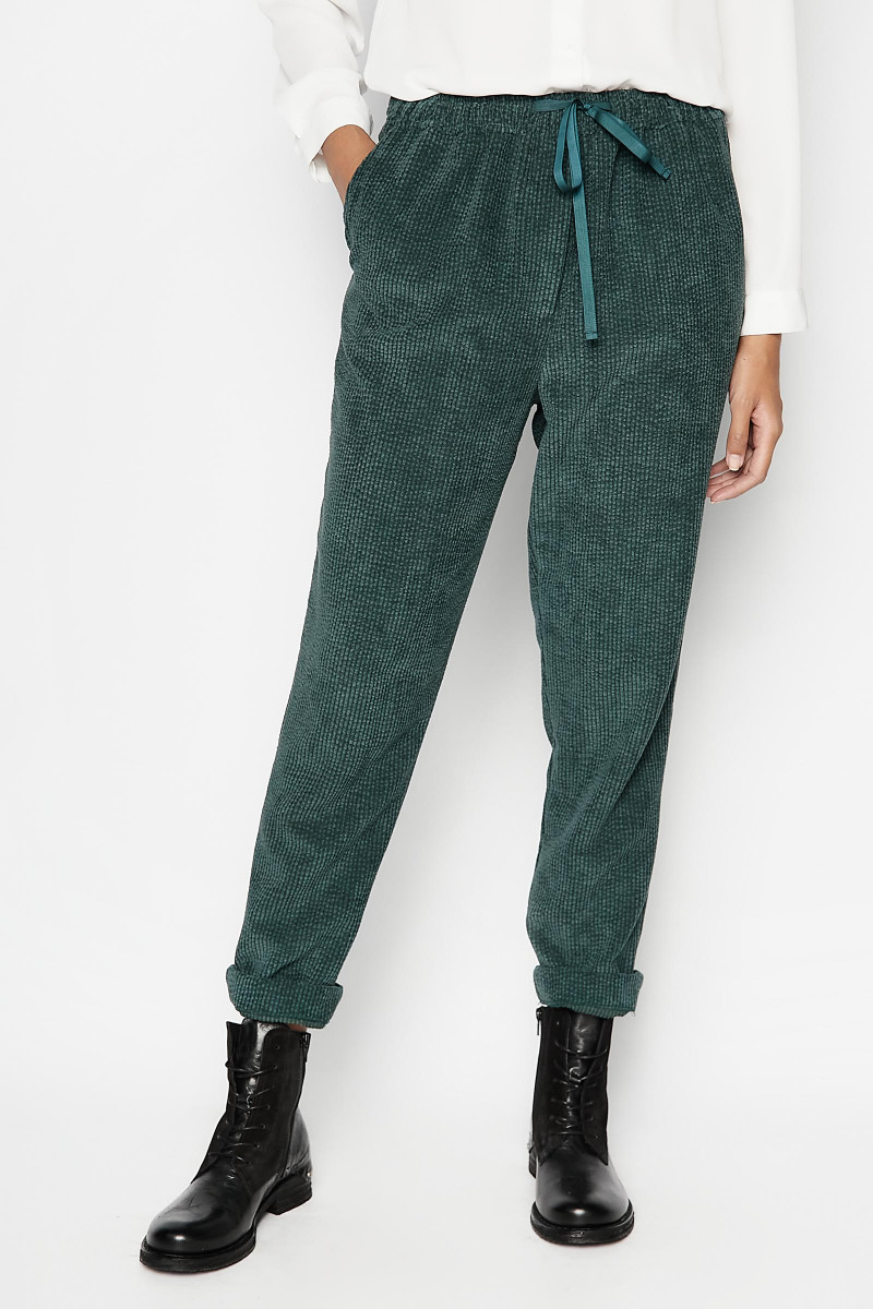 Green Marel Pants Elisa Rivera