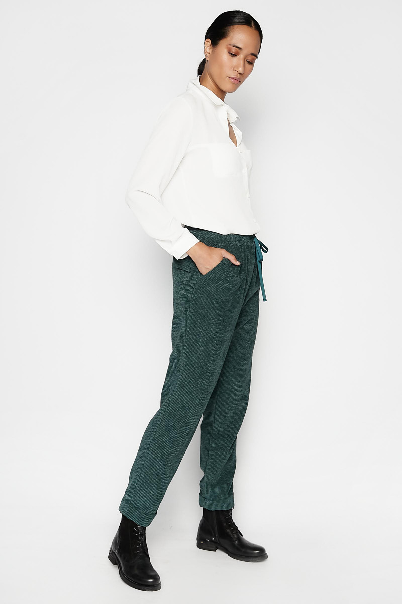 Green Marel Pants