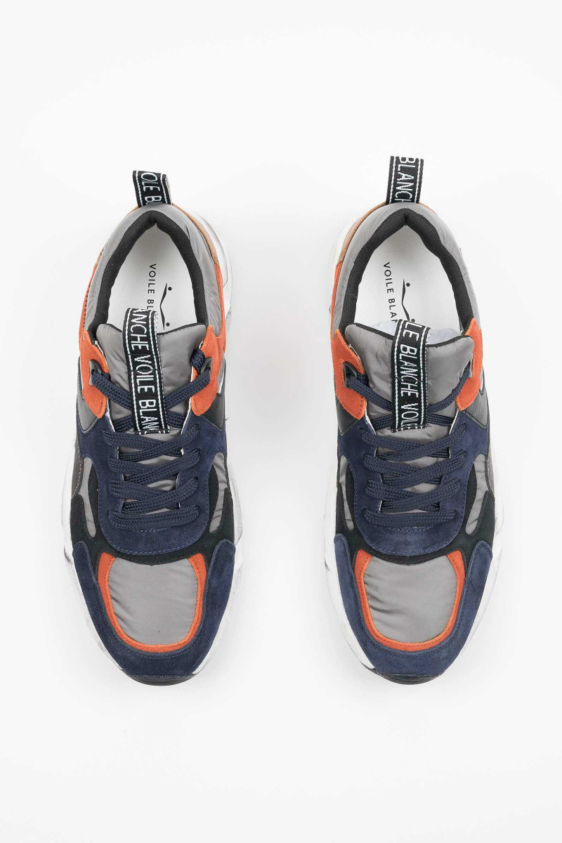 Zapatillas Club08 Navy/Grig