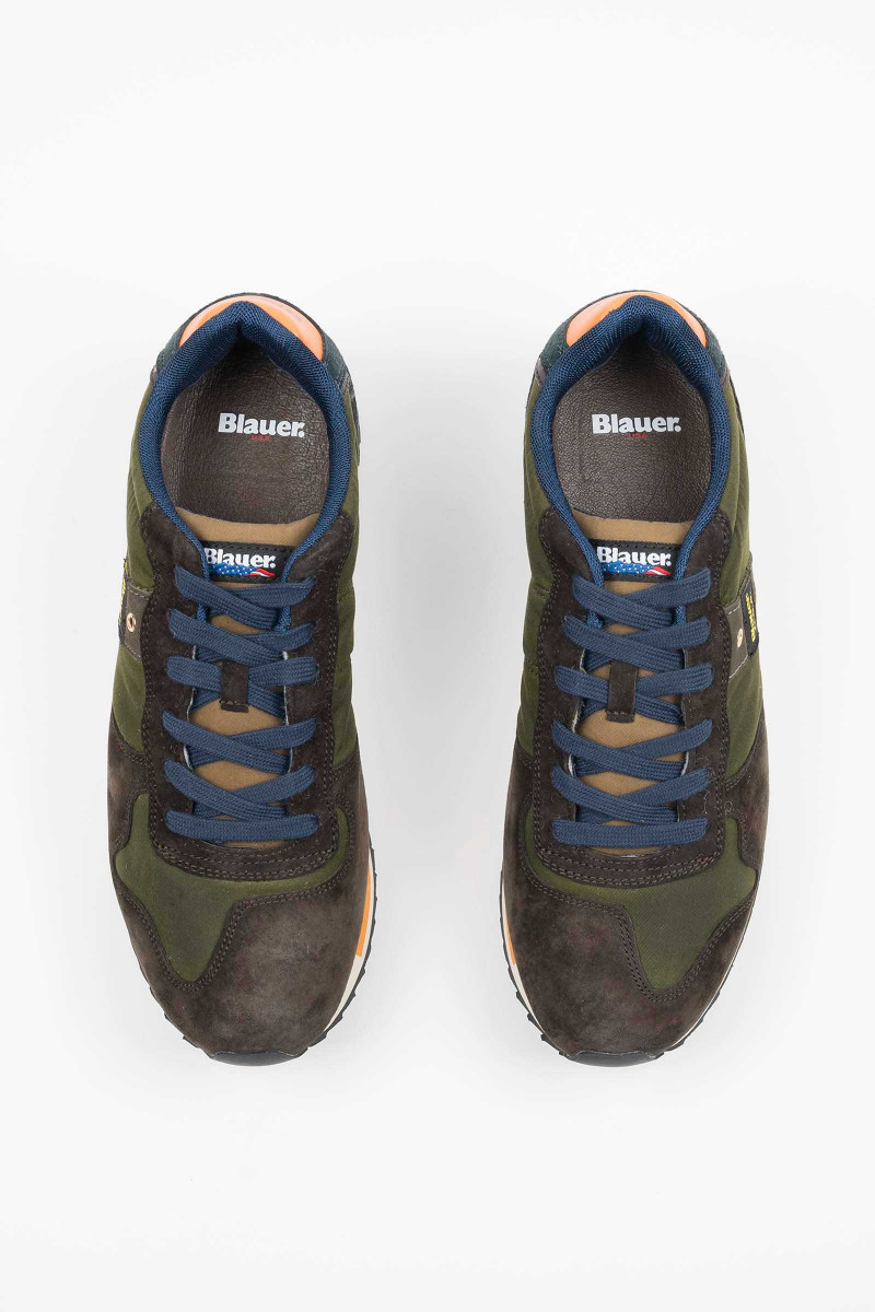 Zapatillas Blauer Queens...