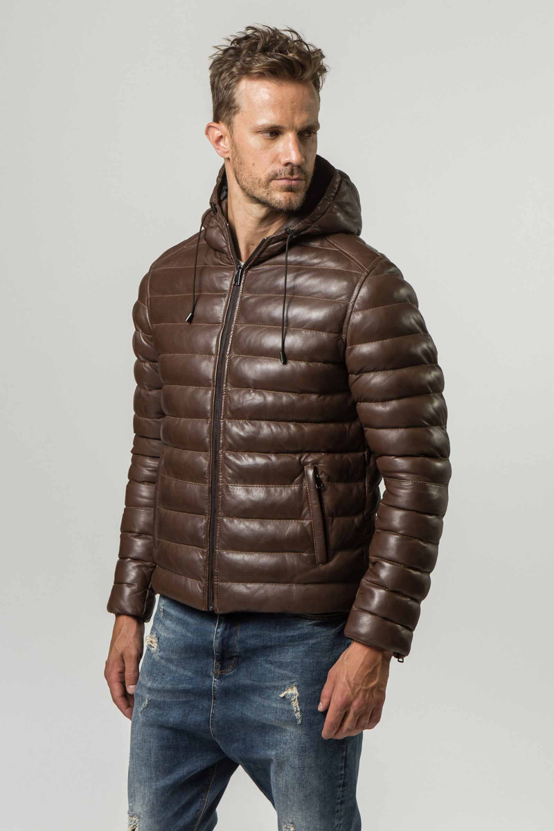 Mocca Warmer Jacket Eduardo Rivera