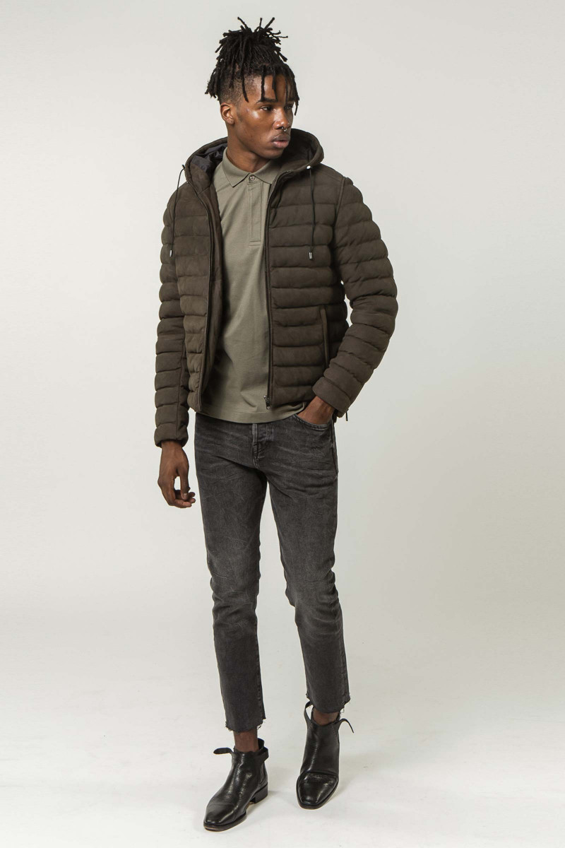 Khaki Warmer Jacket