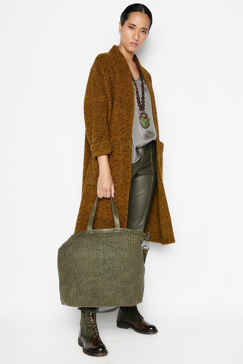 Green Valencia Bag