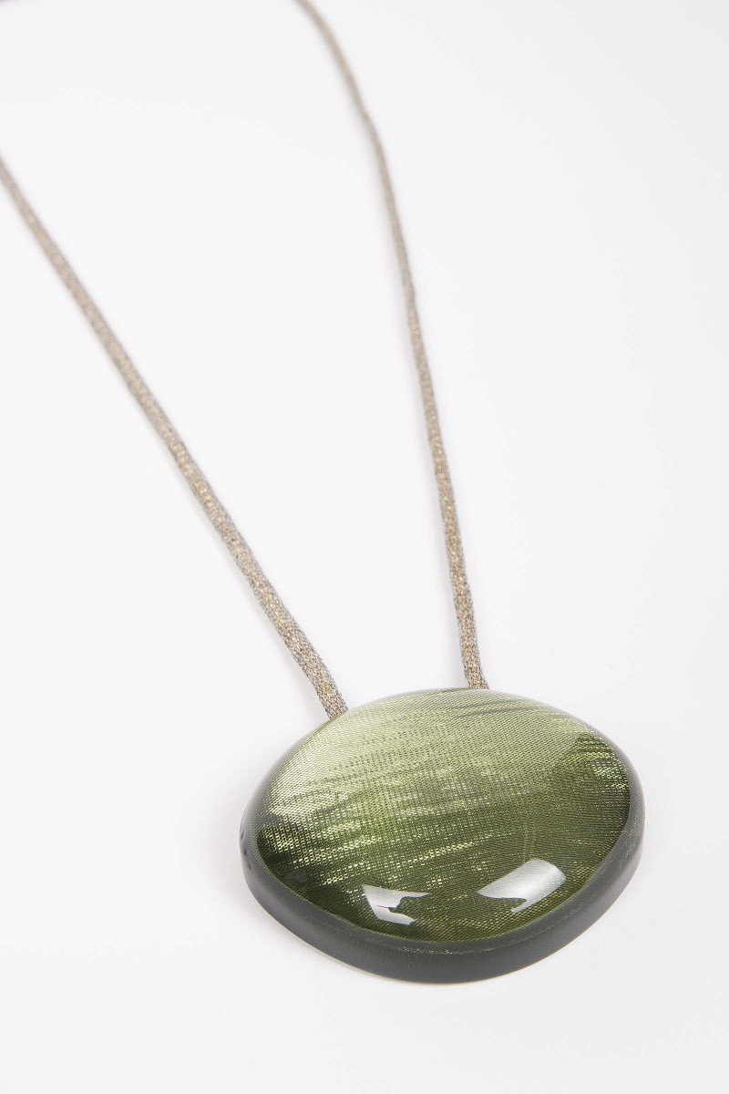 Green Pune Necklace