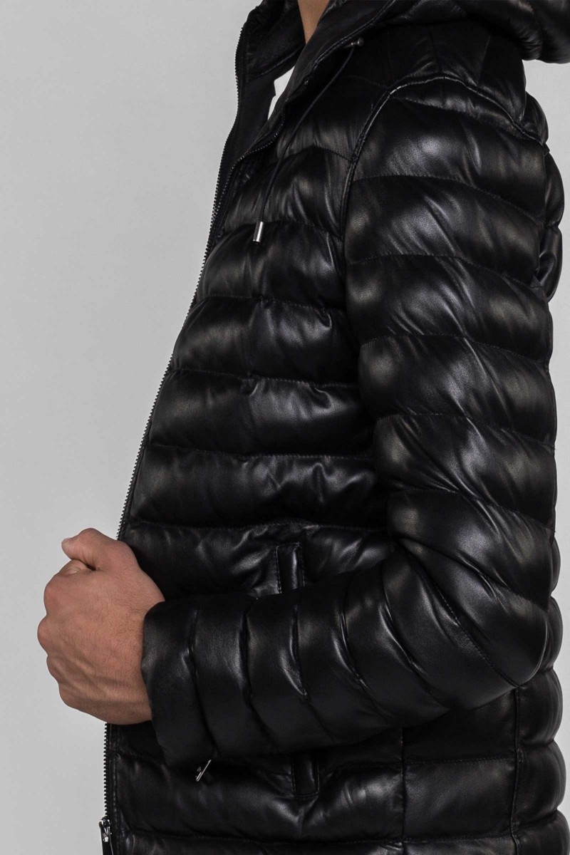 Black Warmer Jacket