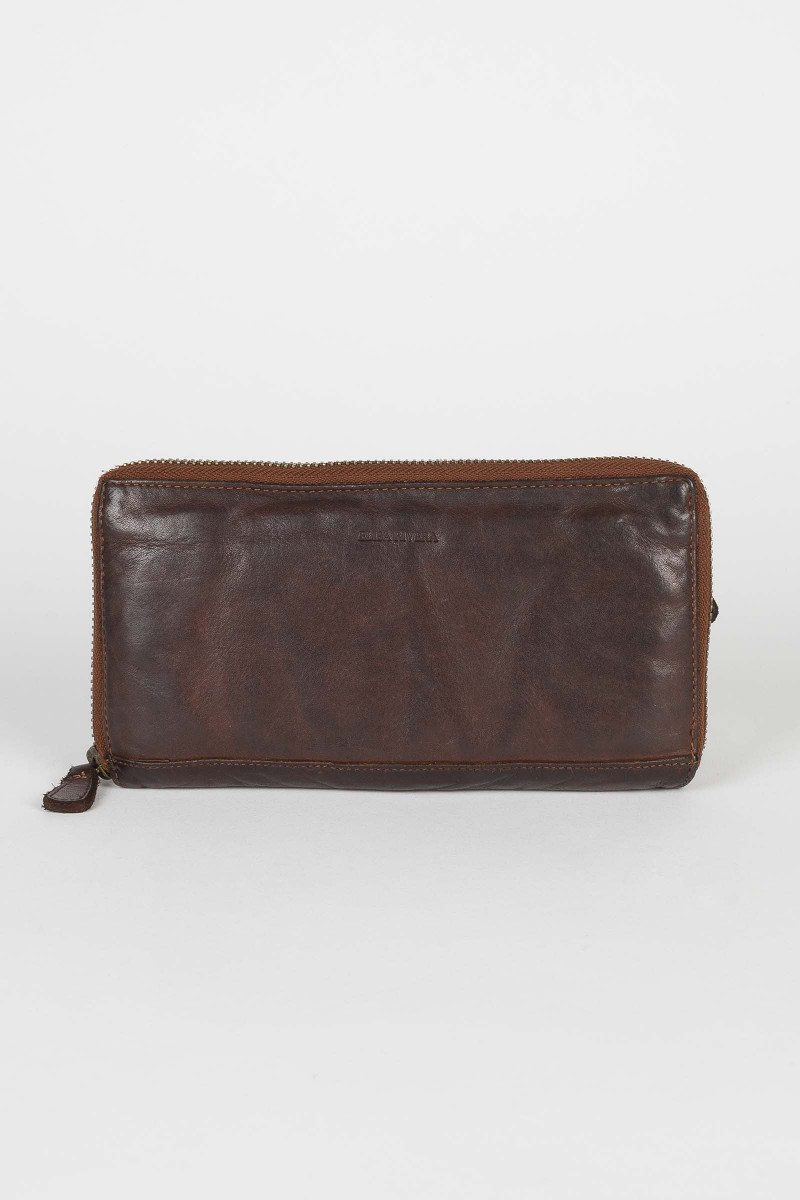 Brown Wallet Elisa Rivera
