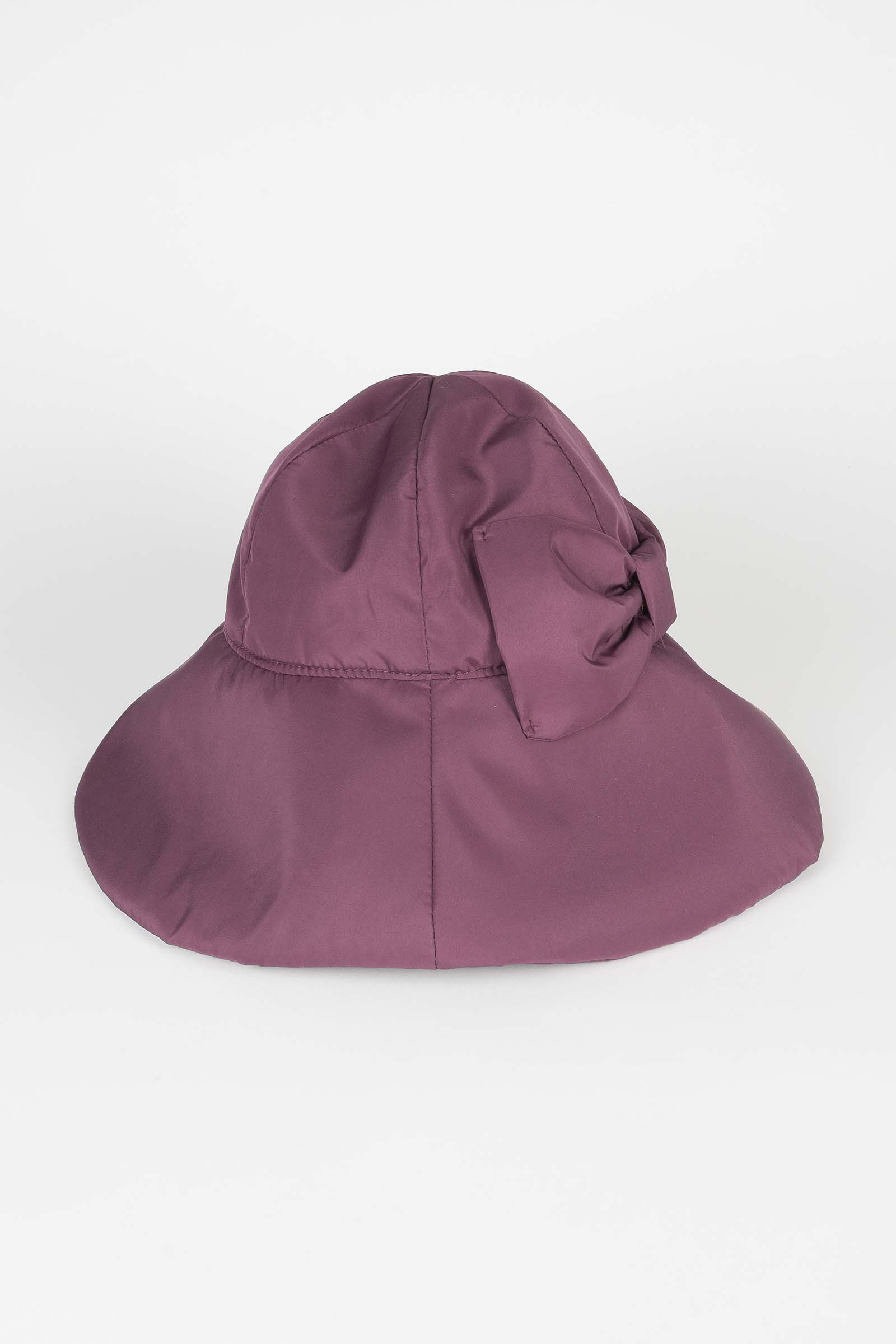 Purple Bucket Hat Elisa Rivera