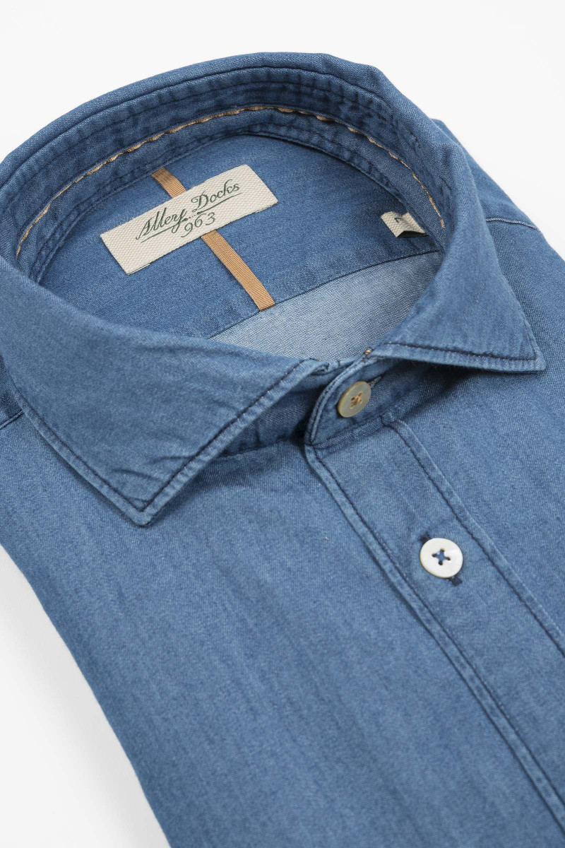 Camisa Alley Docks Denim