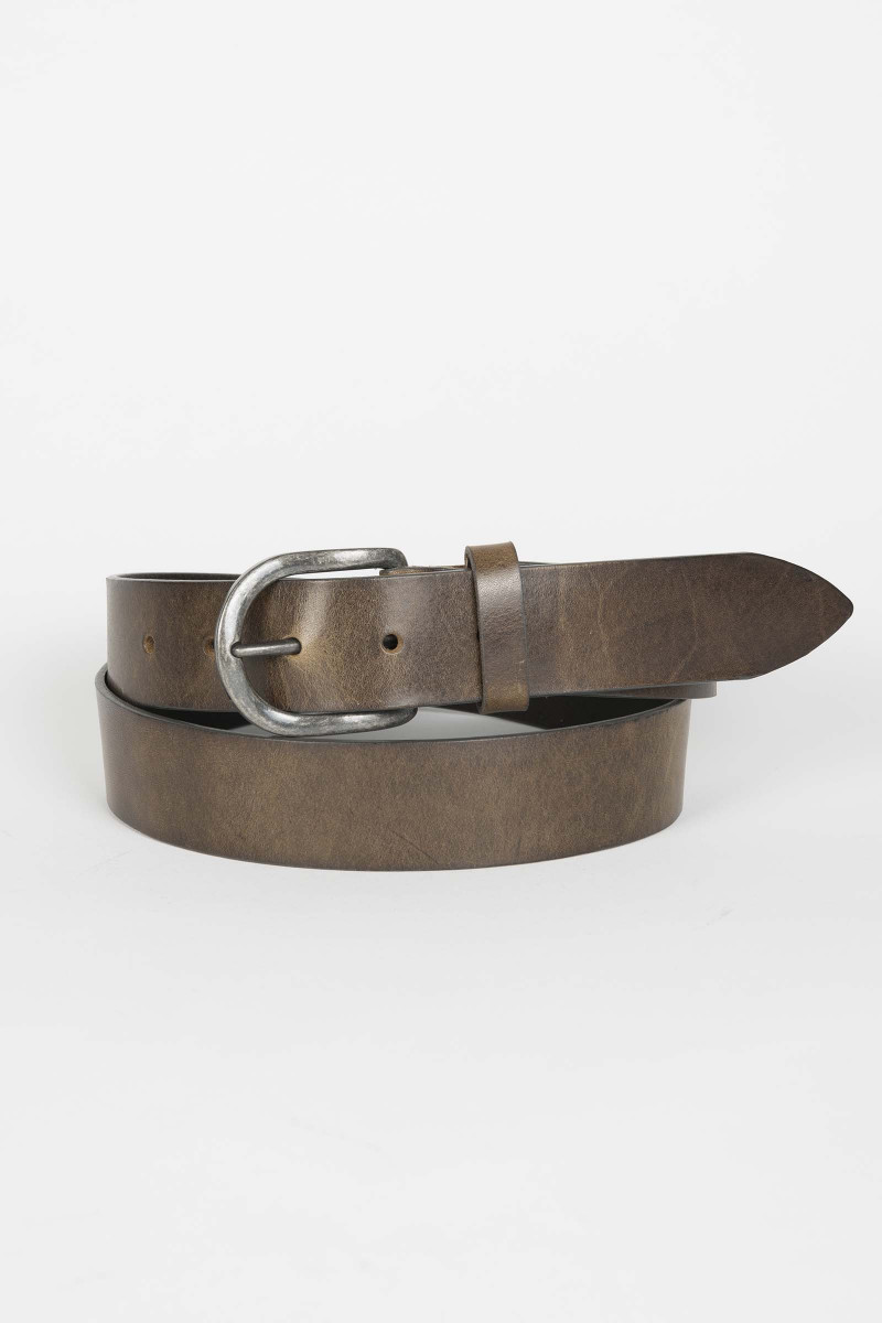 Leather Belt Eduardo Rivera