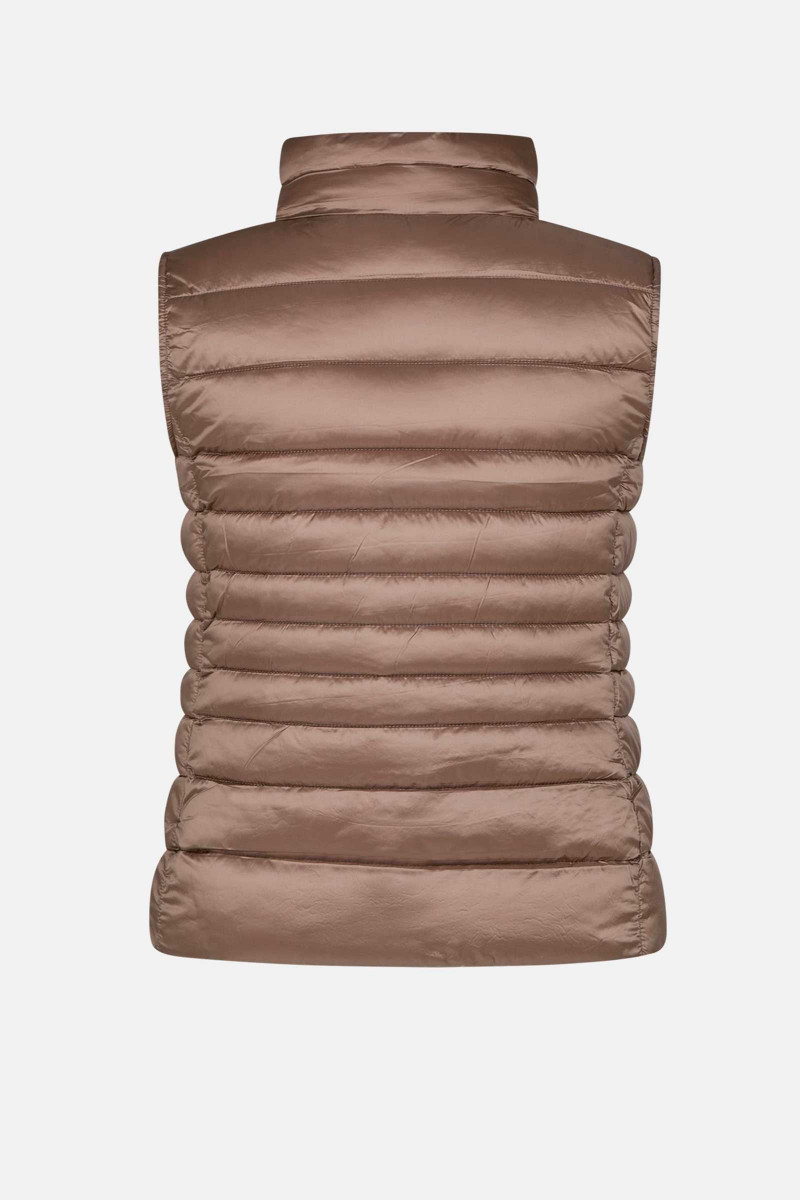 Beige Vest Save The Duck