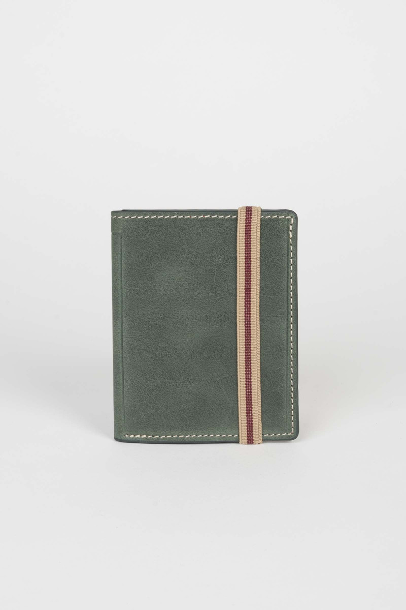 Green Forest Wallet Eduardo Rivera