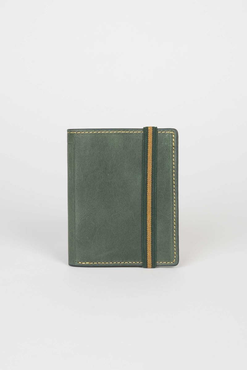 Green Forest Wallet