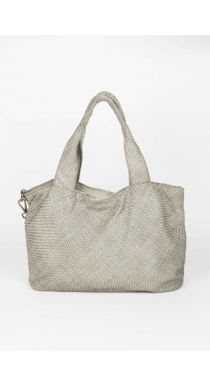 Green Leather Bag Elisa Rivera