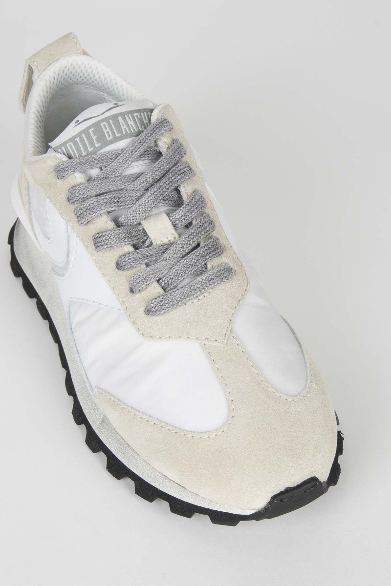 Qwark W-Ice-White Sneakers