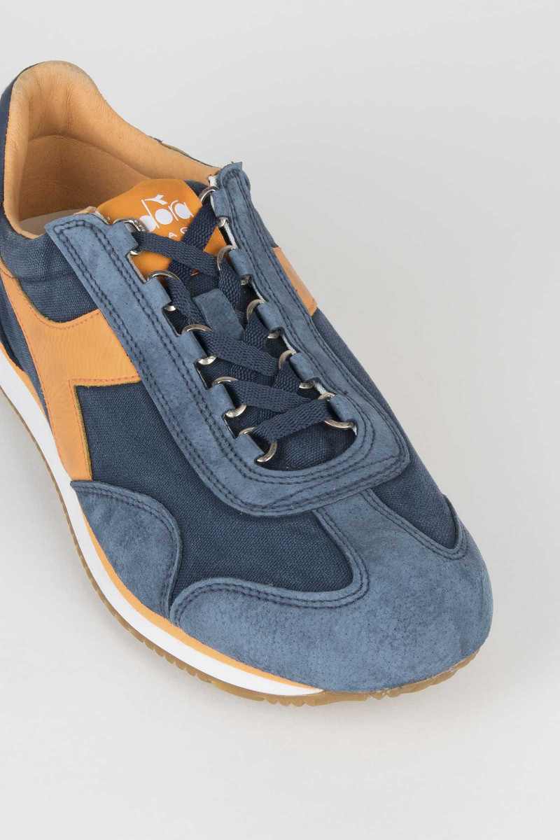 Blue Equipe H Canvas Stone...