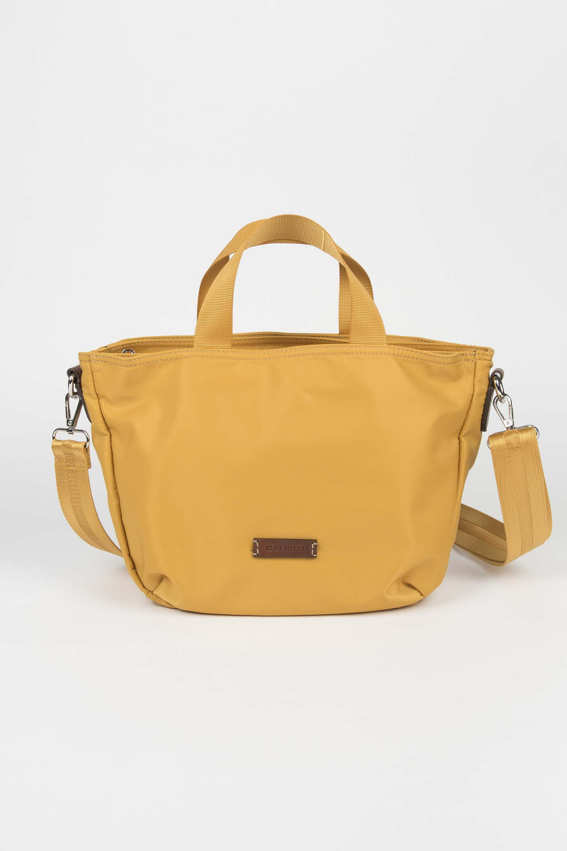Mustard Bag Elisa Rivera
