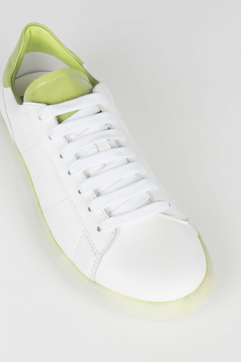 Green Rov Sneakers