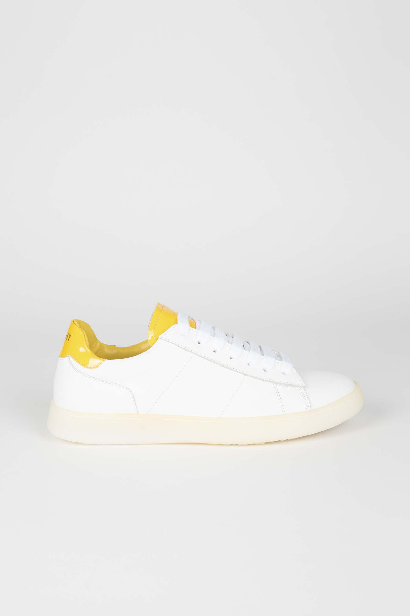 Yellow Rov Sneakers Elisa Rivera