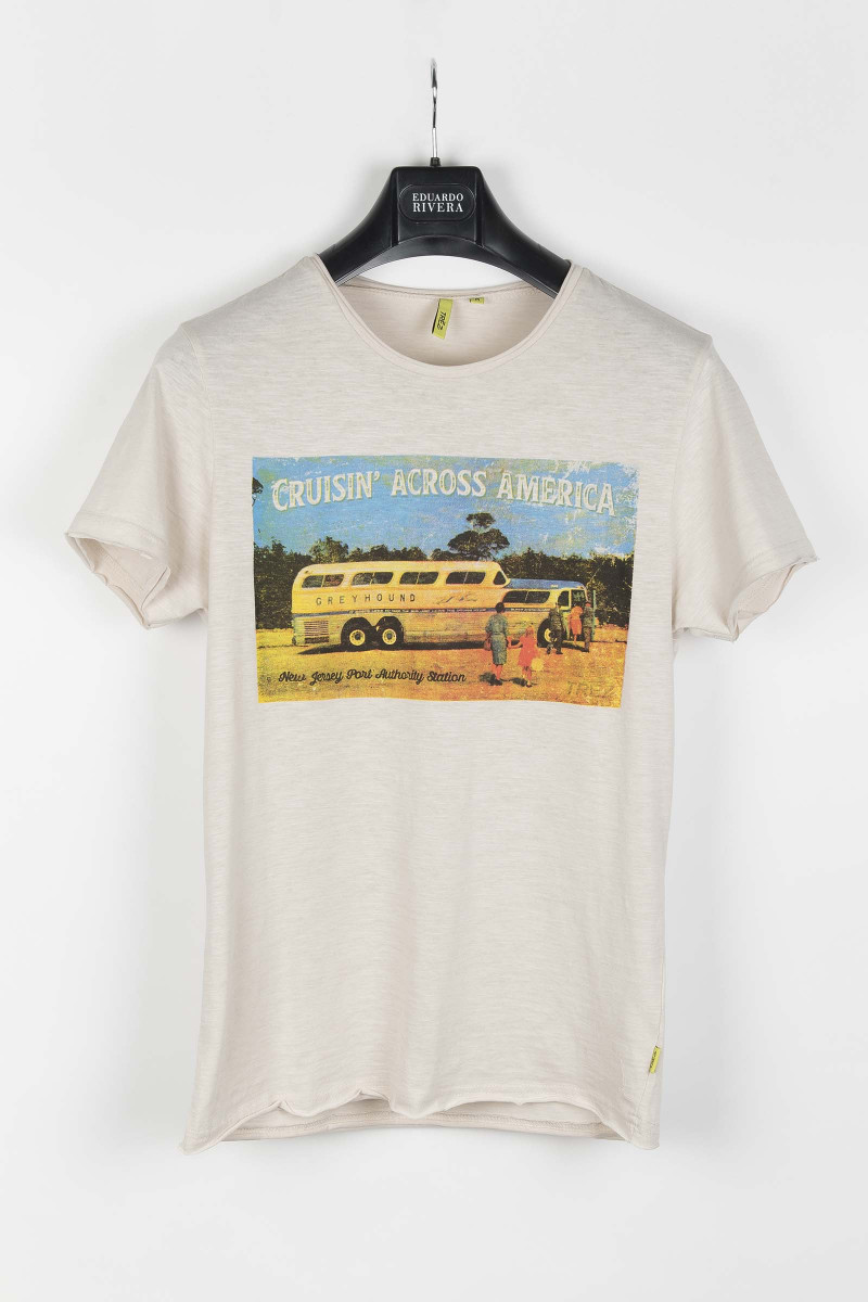 Bus T-shirt Eduardo Rivera