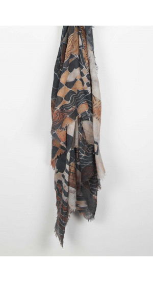 Toulouse Scarf