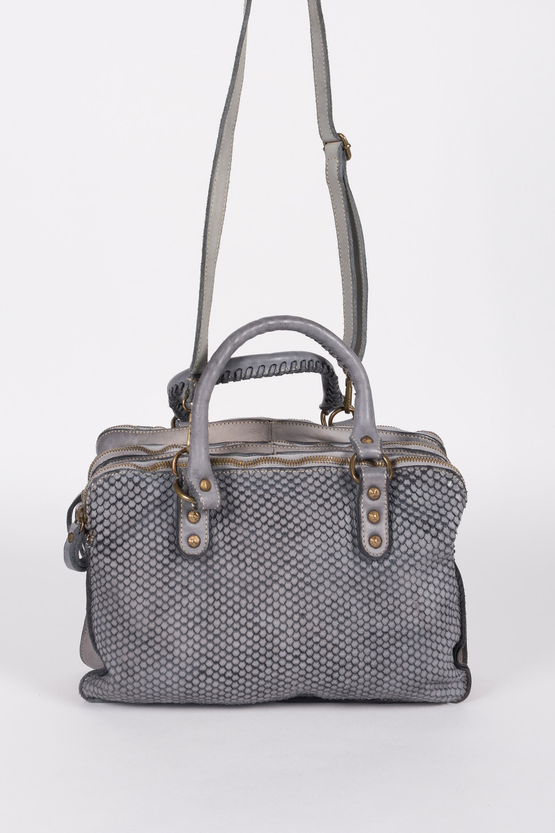 Bolso Fuelle Gris