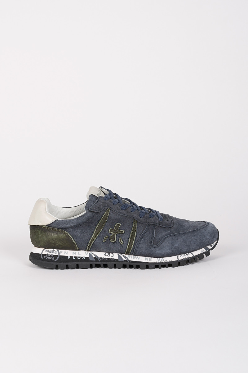 Sneakers Prince-2430 by premiata lateral