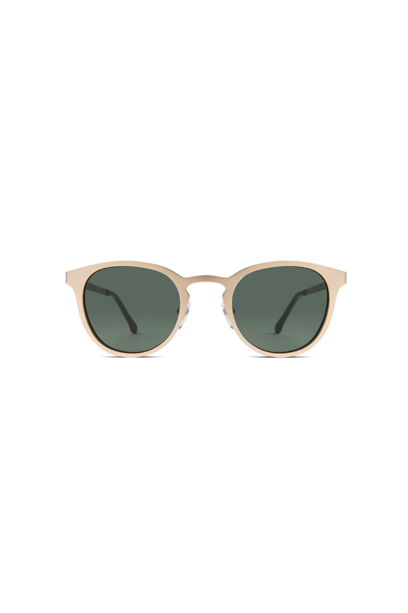 Hollis White Gold Sunglasses cover