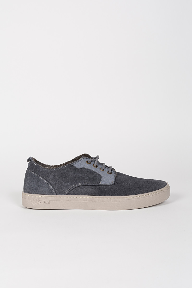 Blue Suede Sneakers cover