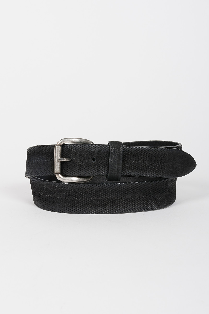 Black Man Belt cover
